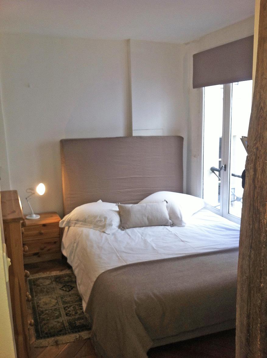7c - Bedroom - rue de sèvres
