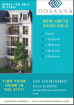 Homes for sale in Paris -France