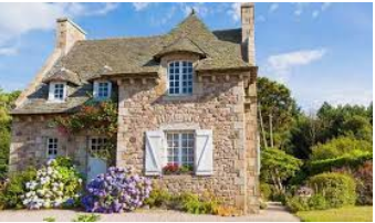 Old houses for sale in Paris and the suburbs (Ile de France)