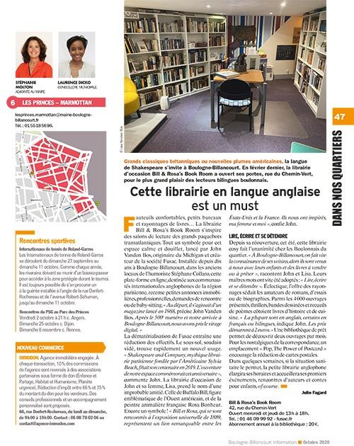 BBI Boulogne-Billancourt Information