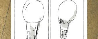 French Like Moi: City of Light Bulbs