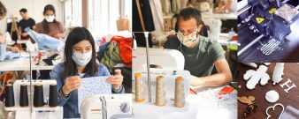 Homemakers – a textile Fab Lab with baby clothes workshop