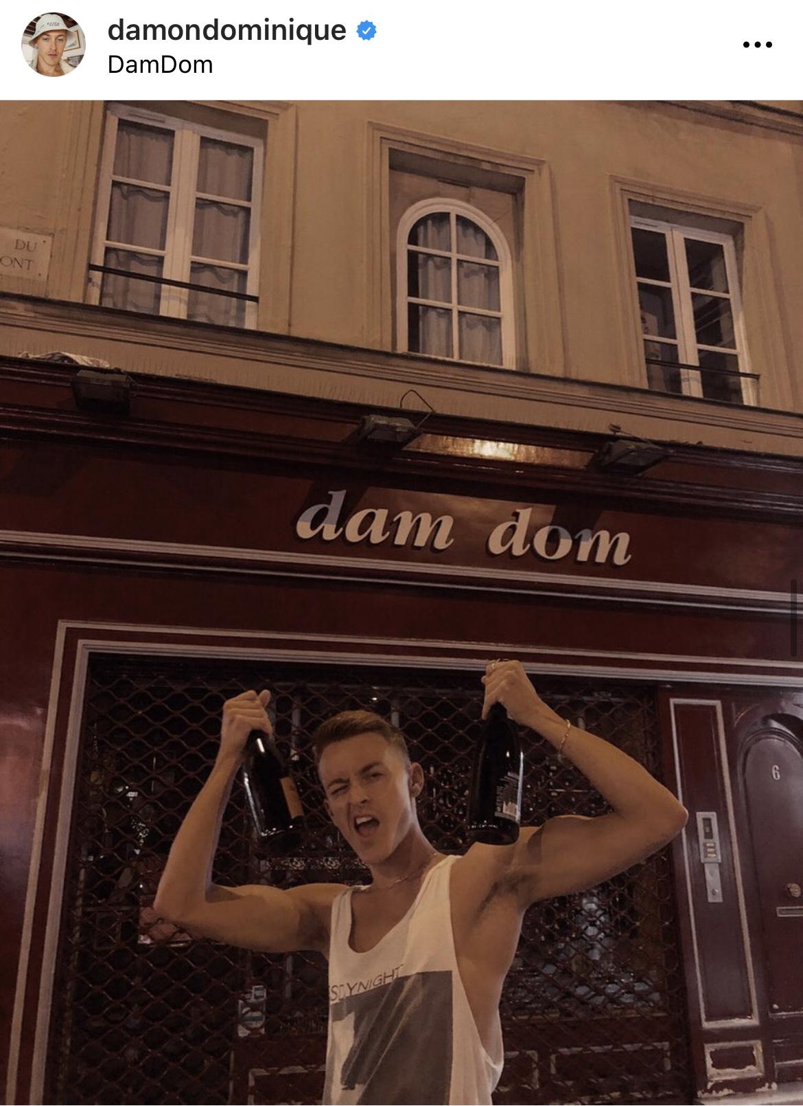 Damon Dominique