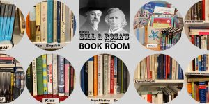Click and Collect at Bill & Rosa's Book Room