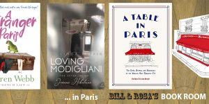 English Books Paris: New at Bill & Rosa's Book Room