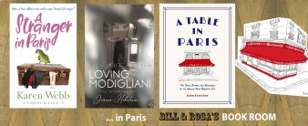 English Books Paris: New at Bill & Rosa's Book Room