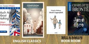 English Books Paris: New Arrivals at Bill & Rosa's Book Room