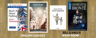 English Books Paris: New Arrivals at Bill & Rosa's Book Room