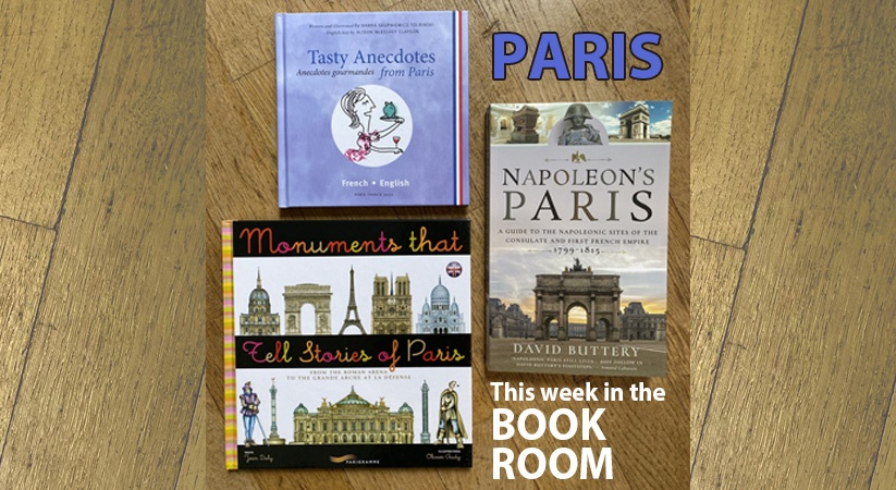 English Books Paris