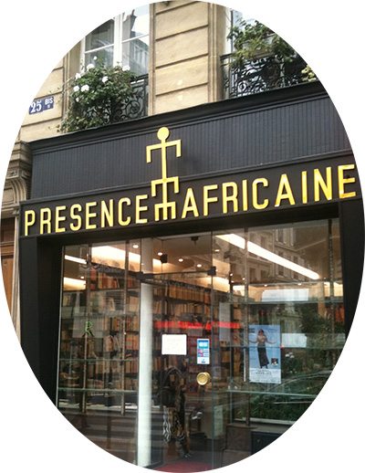 Bookstores in Paris