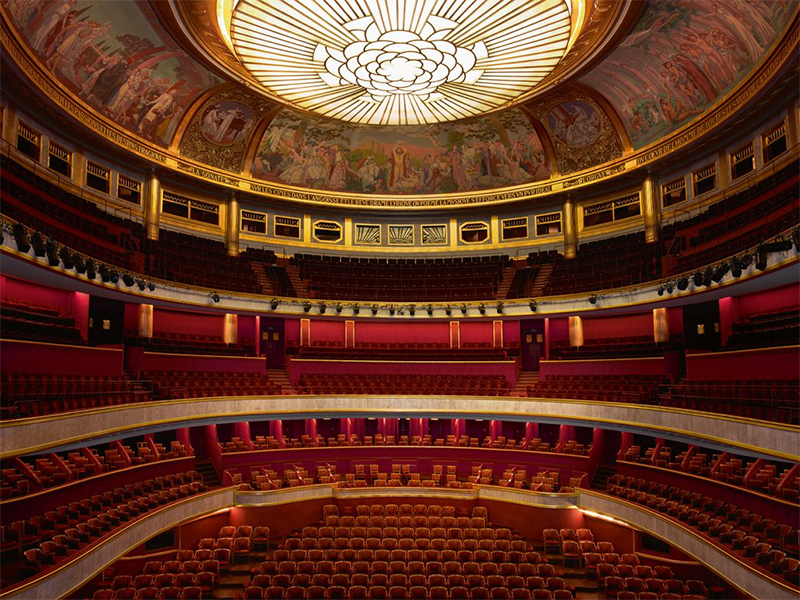 Le Theatre des Champs Elysées